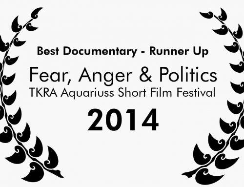 Prix et distinctions du documentaire Peur, Colère et Politique